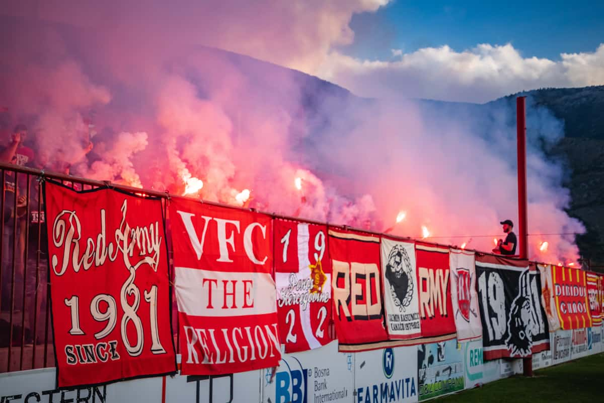 Away Days - Mostar Derby