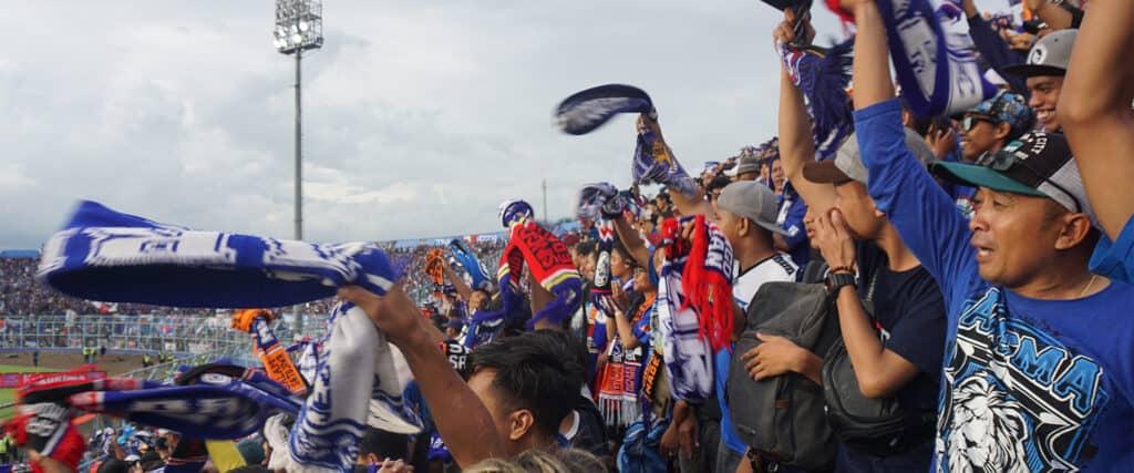 Away Days - voetbalreis Indonesië - Java en Bali