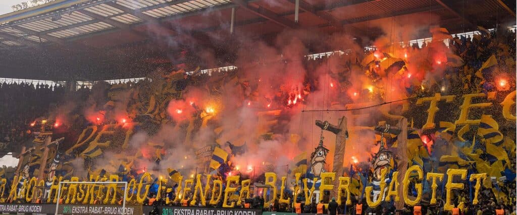Away Days Football Travel - Kopenhagen - Kopenhagen Derby - Copenhagen Derby